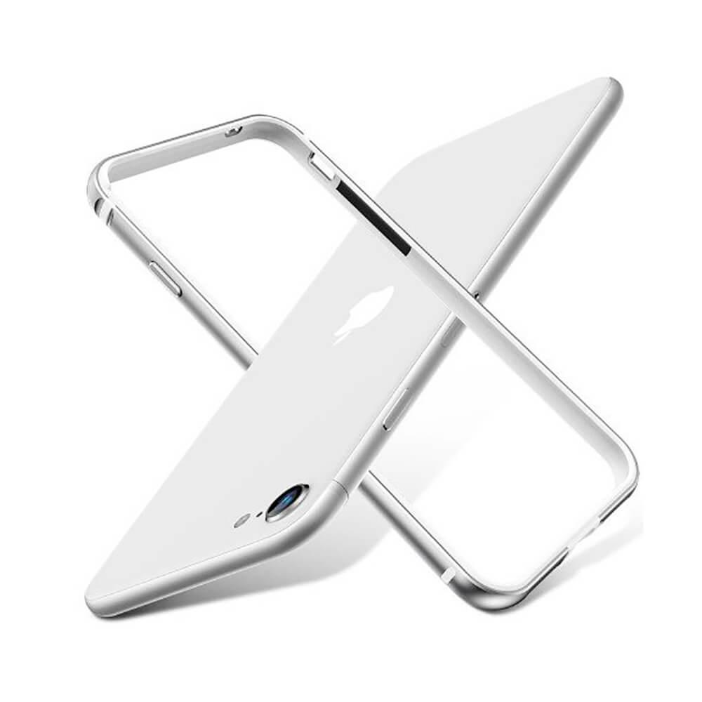 Купить Чехол-бампер ESR Edge Guard Silver для iPhone 7 | 8 | SE 2 (2020)