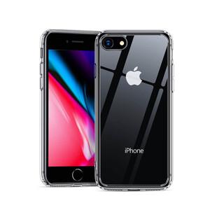 Купить Прозрачный стеклянный чехол для iPhone 7/8/SE 2020 ESR Ice Shield Clear