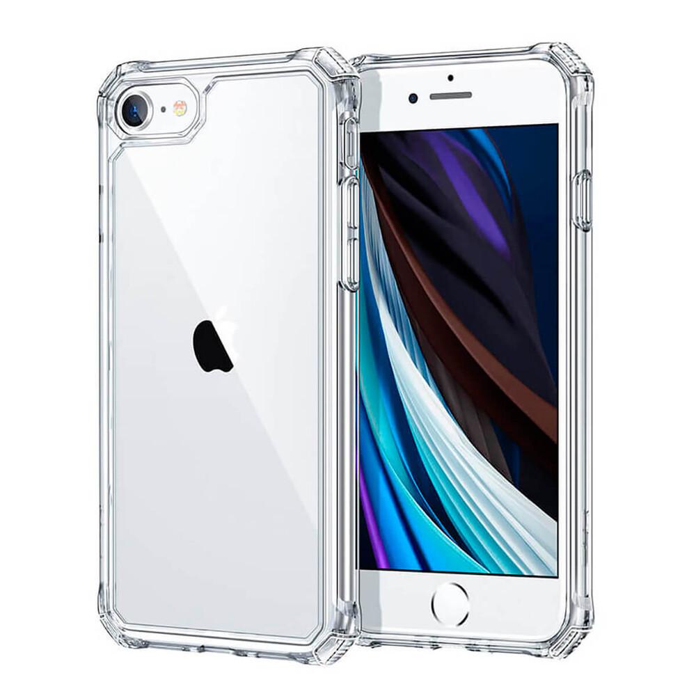 Прозрачный силиконовый чехол ESR Air Armor Clear для iPhone 8 | 7 | SE 2 (2020)