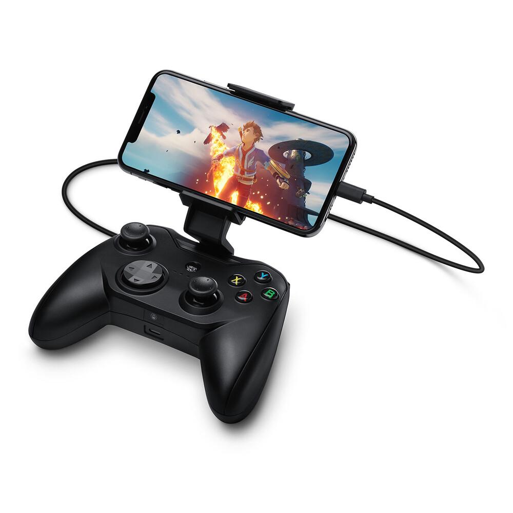 Купить Джойстик Rotor Riot Wired Video Game & Drone Controller для телефона (iPhone | iPad) и дрона