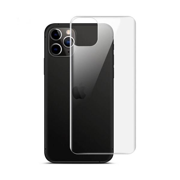 Матовая задняя защитная гидрогелевая пленка для iPhone 11 Pro iLoungeMax Hydrogel Film Matte