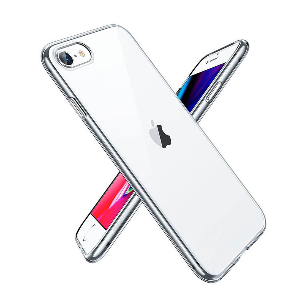 Купить Прозрачный силиконовый чехол ESR Essential Zero Clear для iPhone 7 | 8 | SE 2 (2020)