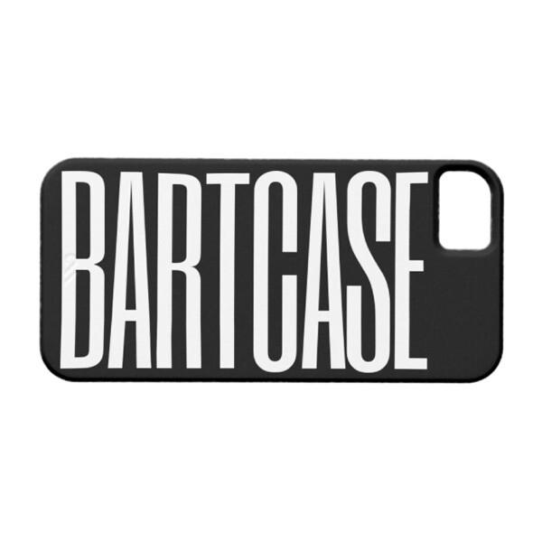 Чехол c именем/надписью для iPhone 5/5S/SE от BartCase