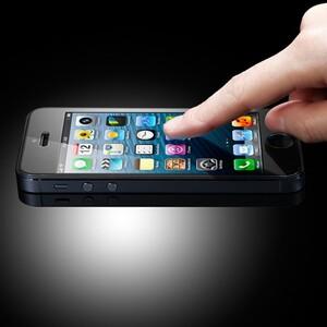 Купить Защитное стекло GLAS.tR для iPhone 5/5S/SE