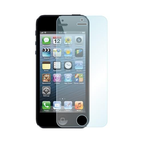Передняя глянцевая защитная пленка для Apple iPhone 5/5S/SE/5C