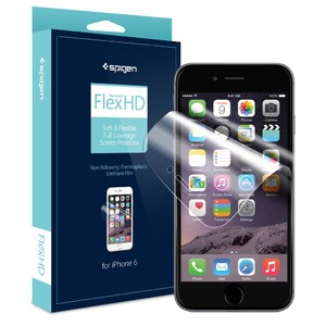Купить Защитная пленка Spigen Steinheil Flex HD для iPhone 6/6s Plus