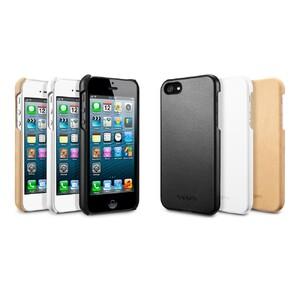 Купить Кожаный чехол SGP Genuine Grip для iPhone 5