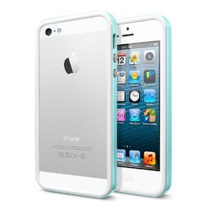 Купить Бампер SGP Neo Hybrid EX Slim Snow для iPhone 5/5S/SE