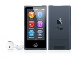 Купить Apple iPod nano 7G 16Gb