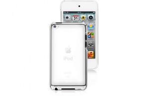 Купить Прозрачная пластиковая накладка для iPod Touch 4G