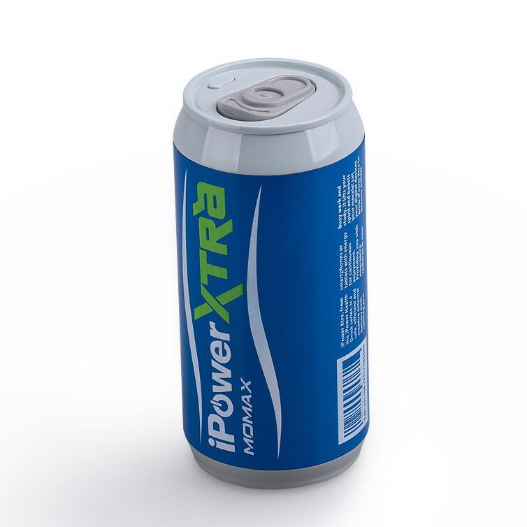 Синий внешний аккумулятор MOMAX iPower Xtra 6600mAh для iPhone/iPad/iPod/Mobile
