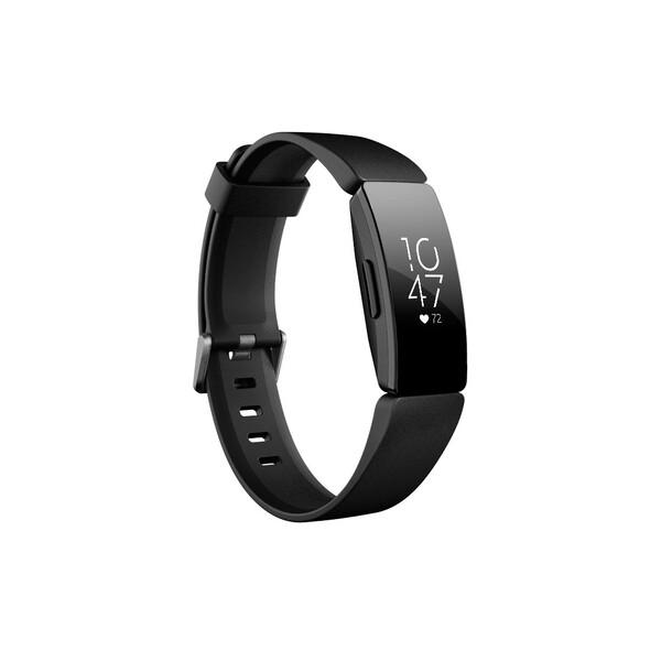 Фитнес-браслет Fitbit Inspire HR Black