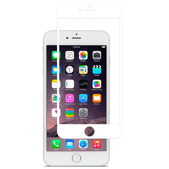 Защитная пленка Moshi iVisor AG White для iPhone 6/6s Plus