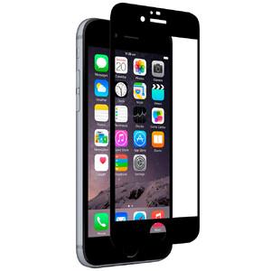 Купить Защитное стекло Moshi iVisor Glass Black для iPhone 6/6s Plus