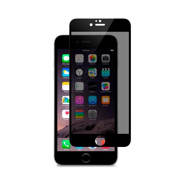 Защитное стекло Moshi iVisor Glass Privacy Black для iPhone 6 Plus/6s Plus