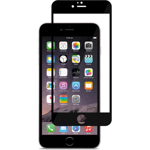 Защитная пленка Moshi iVisor XT Black для iPhone 6/6s Plus