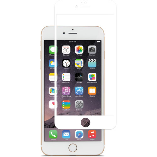 Защитная пленка Moshi iVisor XT White для iPhone 6 Plus/6s Plus