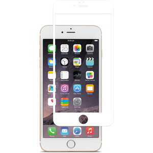 Купить Защитная пленка Moshi iVisor XT White для iPhone 6/6s Plus