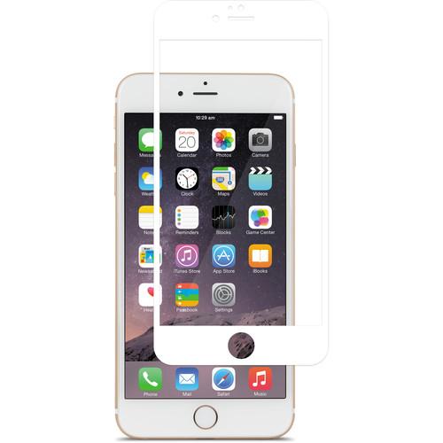 Защитная пленка Moshi iVisor XT White для iPhone 6/6s Plus