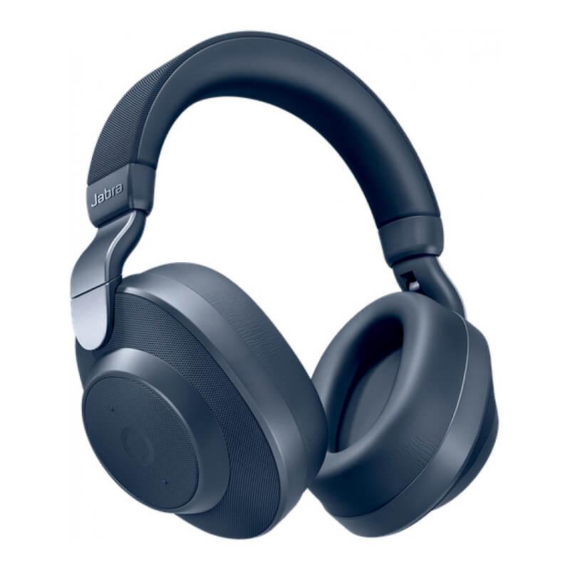 Купить Беспроводные стерео наушники с микрофоном Jabra Elite 85h Navy Blue