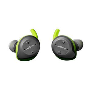 Купить Беспроводные наушники Jabra Elite Sport Lime Green Gray
