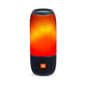 Купить Портативная акустика с подсветкой JBL Pulse 3 Black