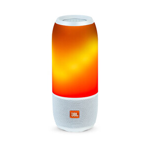 Купить Портативная акустика с подсветкой JBL Pulse 3 White