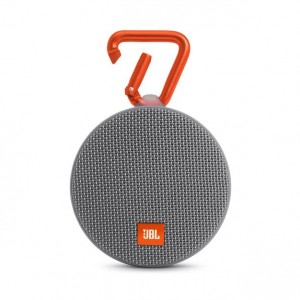 Купить Водонепроницаемая колонка JBL Clip 2 Grey