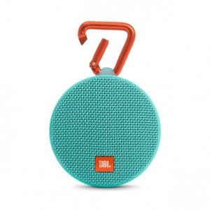 Купить Водонепроницаемая Bluetooth колонка JBL Clip 2 Teal