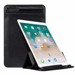 "Купить Кожаный чехол Jisoncase Leather Sleeve Black для iPad Pro 10.5"""