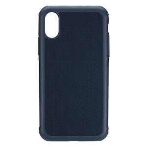 Купить Чехол-накладка Just Mobile Quattro Air Blue для iPhone X/XS