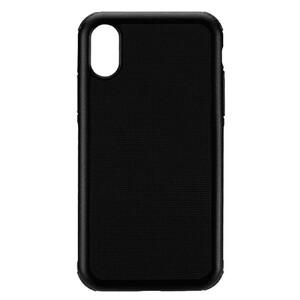 Купить Чехол-накладка Just Mobile Quattro Air Black для iPhone X/XS
