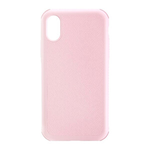 Купить Чехол Just Mobile Quattro Air Pink для iPhone X/XS