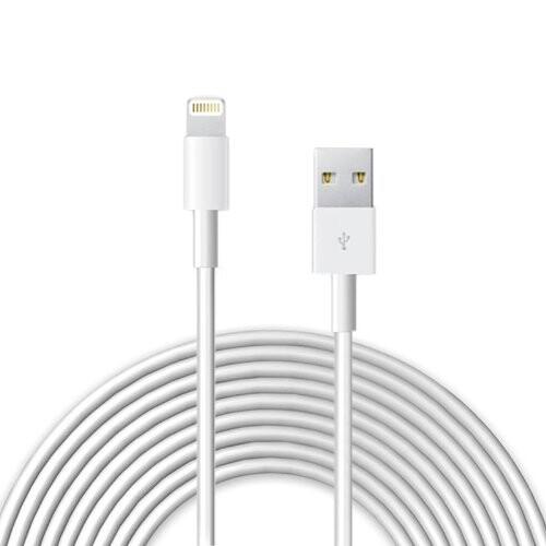 Длинный Lightning USB кабель (3 метра) для iPhone/iPod/iPad