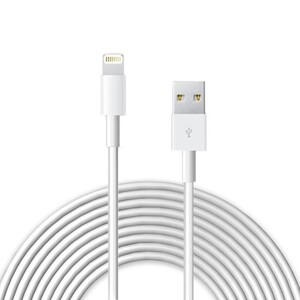 Купить Кабель oneLounge Lightning USB 3m White для iPhone/iPod/iPad
