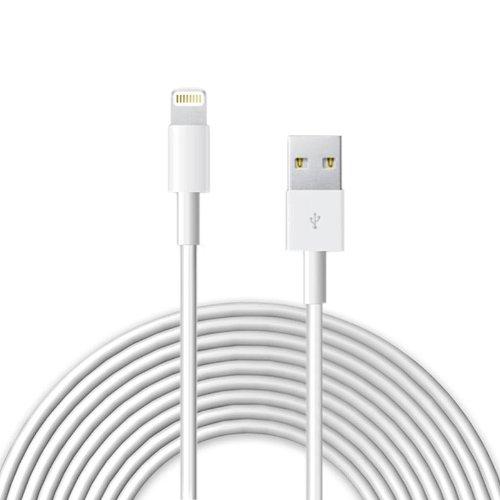 Кабель iLoungeMax Lightning USB 3m White для iPhone | iPod | iPad