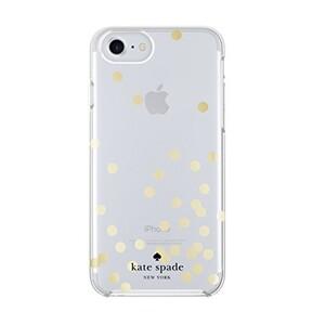 Купить Чехол Kate Spade Confetti Dot Gold для iPhone 7/8