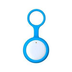 Купить Умный брелок Xiaomi Smart Button Tag Blue для домашних питомцев