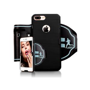 Купить Спортивный чехол на руку Keysion Armband Black для iPhone 7 Plus