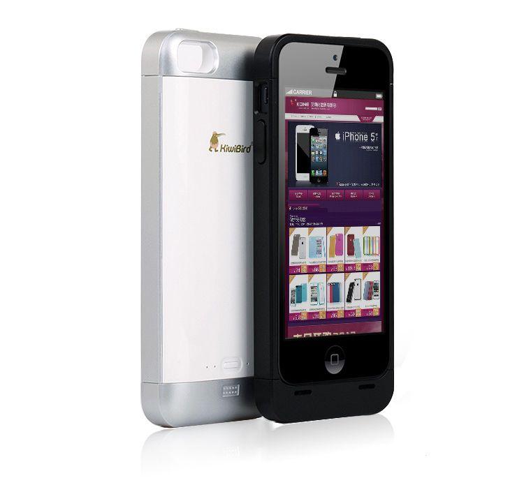 Чехол с аккумулятором KiwiBird для iPhone 5/5S/SE