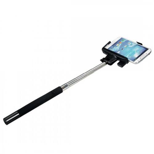 Монопод-штатив (палка) для селфи KjStar Bluetooth Black