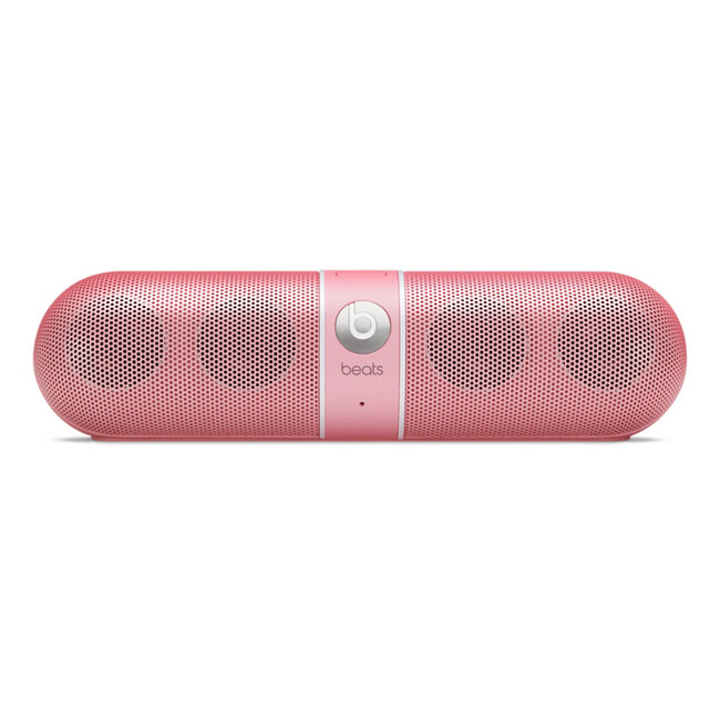 Розовая колонка Beats Pill 2.0 by Dr. Dre