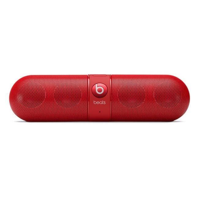 Красная колонка Beats Pill 2.0 by Dr. Dre