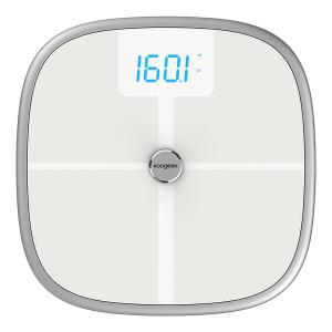 Купить Умные весы Koogeek KS1 Bluetooth & Wi-Fi White, Цена 1 999 грн