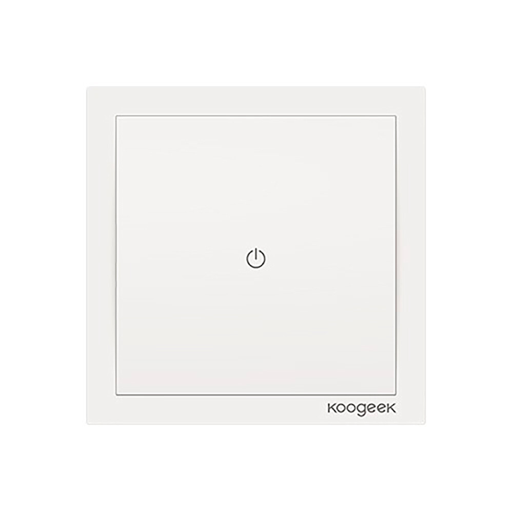 Умный выключатель Koogeek One Gang Smart Light Switch KH01CN
