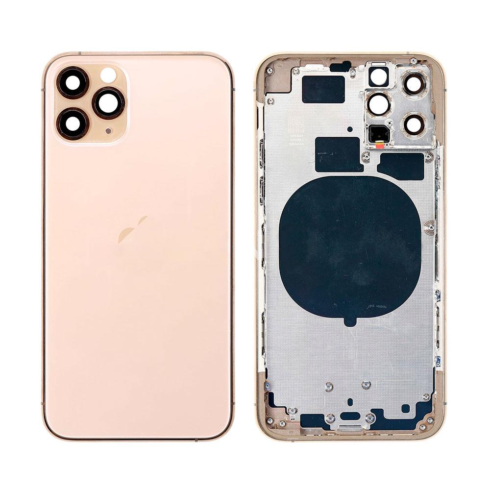Купить Корпус (Gold) для iPhone 11 Pro