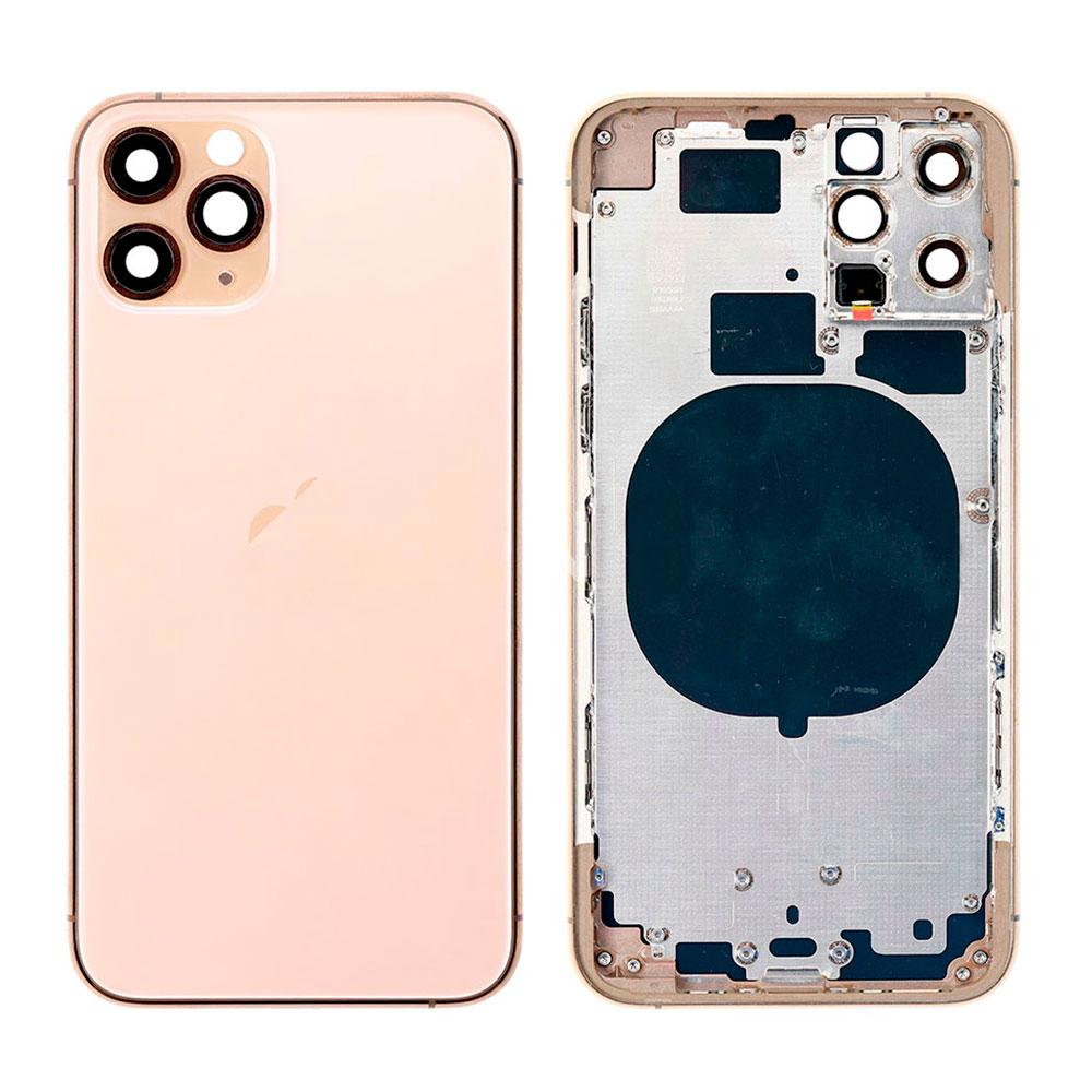 Купить Корпус (Gold) для iPhone 11 Pro Max