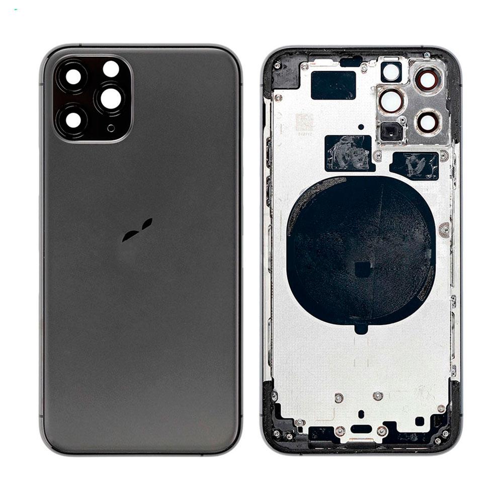 Купить Корпус (Space Gray) для iPhone 11 Pro Max