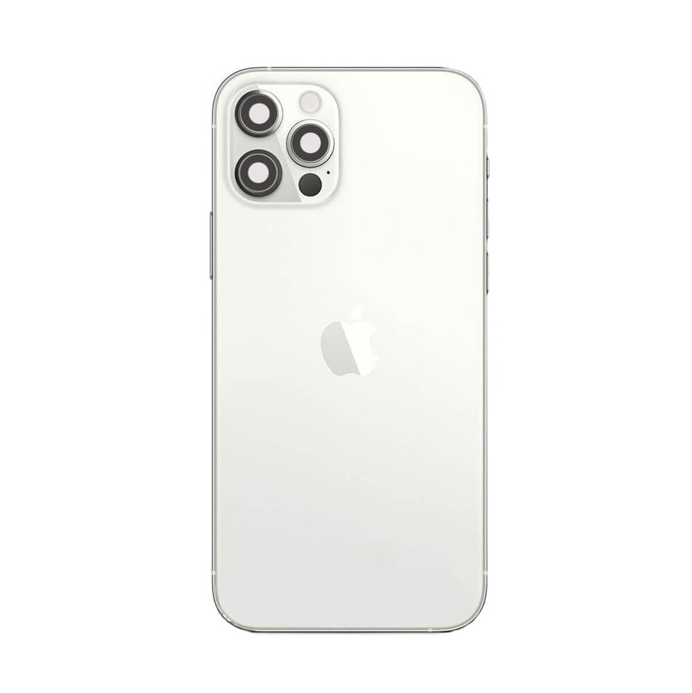 Купить Корпус (Silver) для iPhone 12 Pro