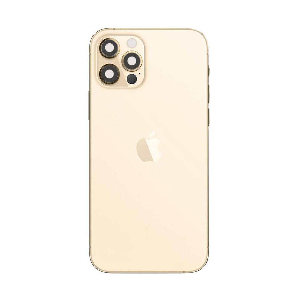 Купить Корпус (Gold) для iPhone 12 Pro